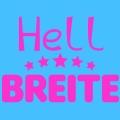 Hellbreite